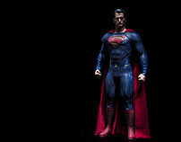 Superman - Dawn of Justice - Hot Toys - Sideshow