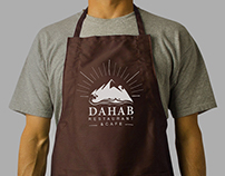 Dahab Restaurant and Café Logo