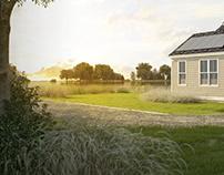 Cottage House | T3DS