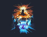Destiny Poster Series - Aksis