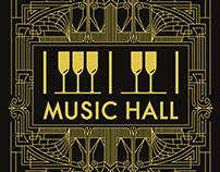 Music Hall cafe