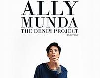 Ally Munda for The Denim Project