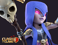 Clash of Clans - Clashcon Art Contest