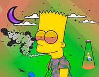Weed bart