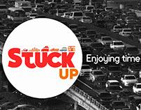 Stuck Up La aplicación que aprovecha el trancón.