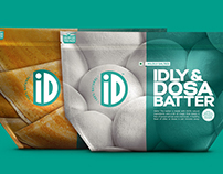 iD Food Products - Package Design