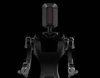 Humanoid Robot design