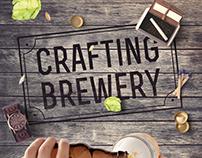 Сrafting brewery