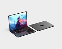 Microsoft Surface Gaming