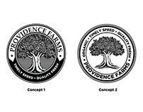 Providence Farms - Logo Concepts
