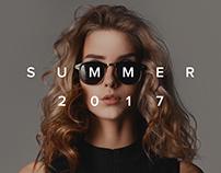 Dribbble Summer 2017
