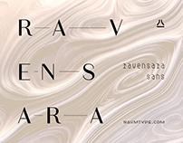 Ravensara Sans — fashionable humanist sans