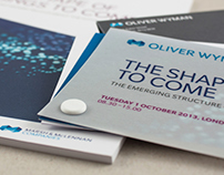 Oliver Wyman - The Shape Of Things To Come