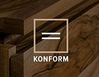 Konform Branding