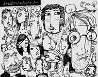 Doodlefolks
