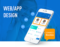 Connect Escolas - Web/App