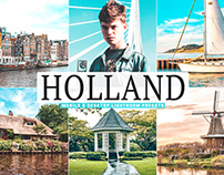 Free Holland Mobile & Desktop Lightroom Presets