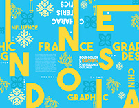 Graphic Design in Indonesia, France and China