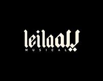 Leila - The Marquee E-Invite