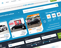 Webdesign - automotive