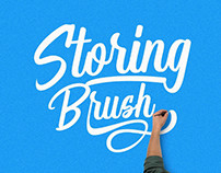 40+ Awesome Brush Script Fonts for Creative Designers