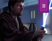 Star Wars | painting buddy challenge
