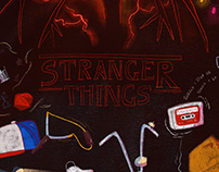 Stranger Things cover