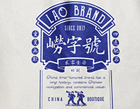 Lao brand