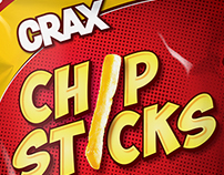 Crax - Packaging