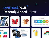 Premast Plus Recently Added Items