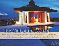 Lifestyle Campaign - Waterfront Property