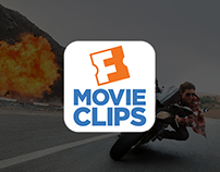 Movieclips for iPhone