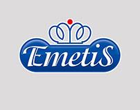 Emetis - Logo Design