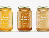 Raw Tropical Honey