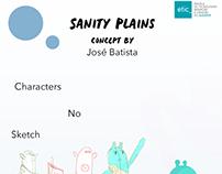 Sanity Plains - Animation Concept
