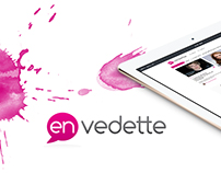 EnVedette.ca Project - Rebranding