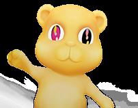 Cute Bear Model