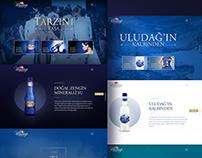 Uludağ Premium Web Site