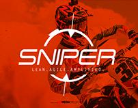 Sniper : Corporate identity