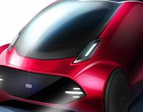 Xiaomi CITY CAR