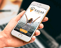KAYAR Travel - App Design