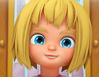Dentist Hospital Adventure Characters