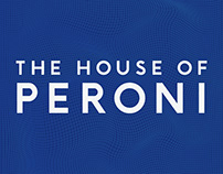 The House of Peroni - Identity Design