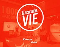 Loto Québec - Kiosque Grande Vie