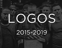 Logos 2015 - 2019