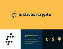 Logo Concept - JustWearCrypto.com
