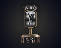 ASO - Radio Hour - Logo Design