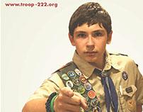 Boy Scouts of America Troop Recruitment Marketing