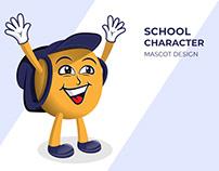 School Character Mascot Design