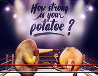 How strong is your potatoe?